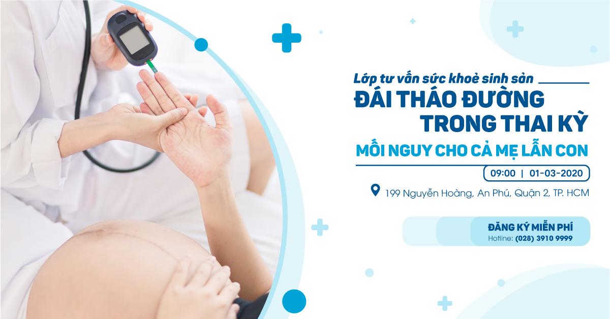 Đái tháo đường trong thai kỳ